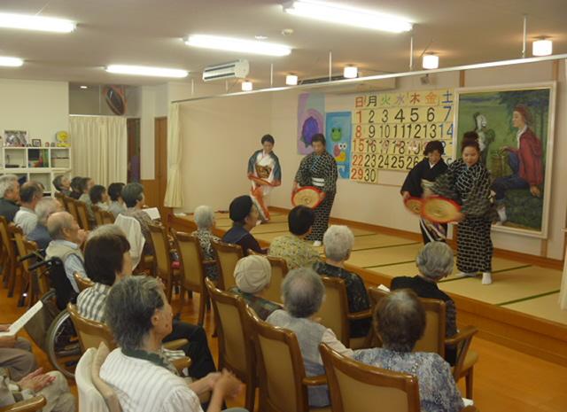 デイサービスセンターふる里の風 中田