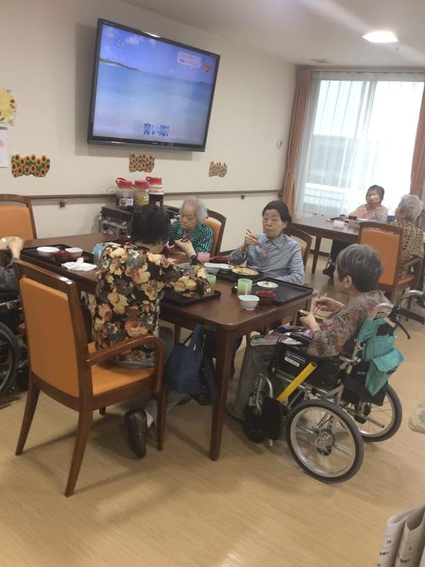 サービス付高齢者住宅「ふる里の風」